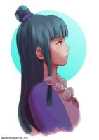 Maya profile by jaimito