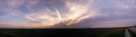 Panorama 04-03-2015A, Sunset Filter by 1Wyrmshadow1