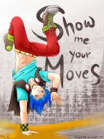 Show me your moves by catnappe143