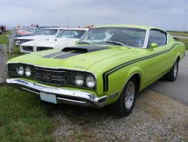 69 Mercury Cyclone by colts4us