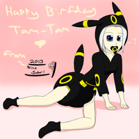 ABDL: Happy Birfday Tam-Tam 2 by NinoSatori