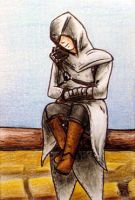 ACEO 61 - Altair by Clopina
