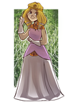 If Kenny was a real princess by cloudnclare
