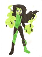Shego by animequeen20012003