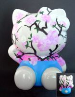 Cherry Blossom Hello Kitty by rai-land