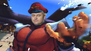Geert Bison by SomethingIdontknow