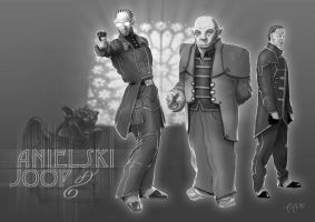Shadowrun Fashion Label by raben-aas