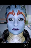 Real Samara 3 - Beauty Asari by Elisa-Gallion