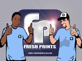 Fresh Prints by paulelder
