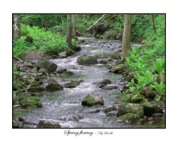 Spring flowing by lexidh