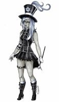 Black Parade Caitlyn by CrimsonStigmata2501