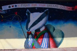 Fight For Your Dreams by worldtravel04
