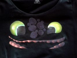 T-Shirt Toothless (finish) by Mioumioune