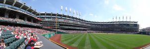 Progressive Field by chris-stahl