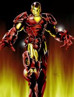 Ironman by Silvermouse