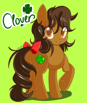 Clover BY ASHIJI by MattTheUmbreon