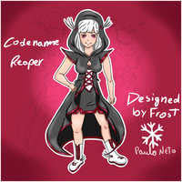 CLOSED Adotable: Reaper by nonmagicalboy