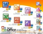 MS Office 2003 Icons 2.0 by weboso