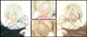Nathan speedpaint by Etude-Xillia