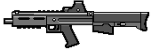 Offensive Submachine Gun 0570 by NorthwoodArms