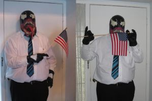 Venom for President 2012 by OrionSTARB0Y