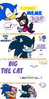 Sonic Meme lol by DarkCream