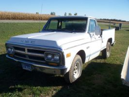 1970 GMC Custom 20 by 18KyBuschfan
