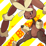 Mega Lopunny by RayquazaQueen