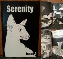 Serenity Issue 3 by Miiroku