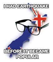 Hipster New Zealand by Dmitrys