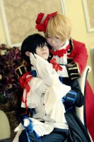Pandora Hearts_My Young Master by HAN-Kouga