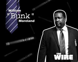 The Wire:_Bunk by dmavromatis