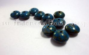 the blues by motemanikabeads