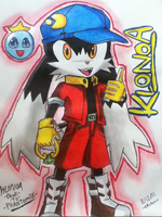 Klonoa new game_Wii by emichaca