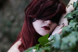 Poison Ivy III by Luthiae