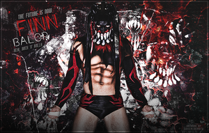 Finn Balor Signature by SoulRiderGFX