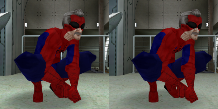 Spider-Stan by PiledriverPete