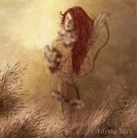 ASOIAF: Ygritte by Veronica-Art