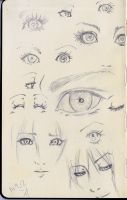 just eye scribbles by Tsuikachu
