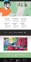 Vivacity: Ultimate WP Theme by wpthemes