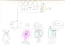 3000 Hits... by Drarin1