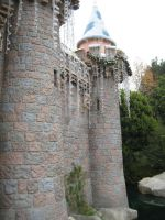 Castle at an Angle by Saquena