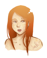 freckles by Kantonini