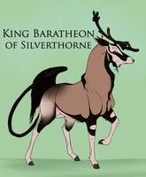 King Baratheon's Reference by xoSapphy