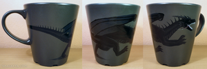 Mug for WillBlack by Dragarta