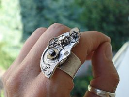 ..steampunkring.. by Buyju