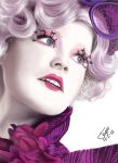 Effie Trinket by theant4