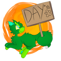 Day by TheDrawingWolf