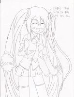 Miku Farts (Scanned) by ike1992