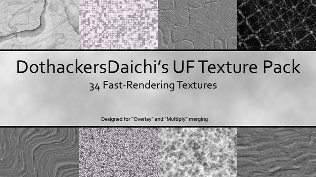 Dot's UF texture Pack by OutsideFate